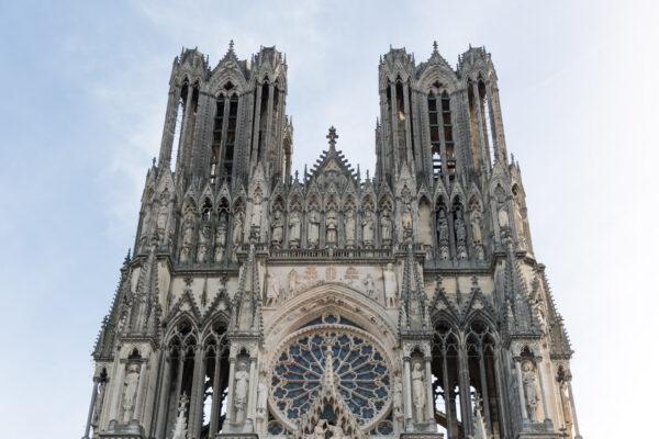 Centre ville de Reims
