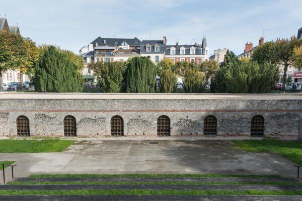 Cryptoportique gallo-romain à Reims
