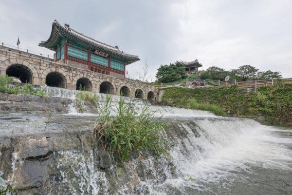 Forteresse Hwaseong à Suwon