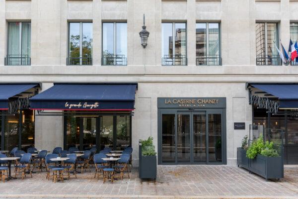 Meilleur hôtel de Reims