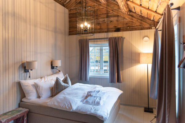 Nusfjord Arctic Resort aux Lofoten
