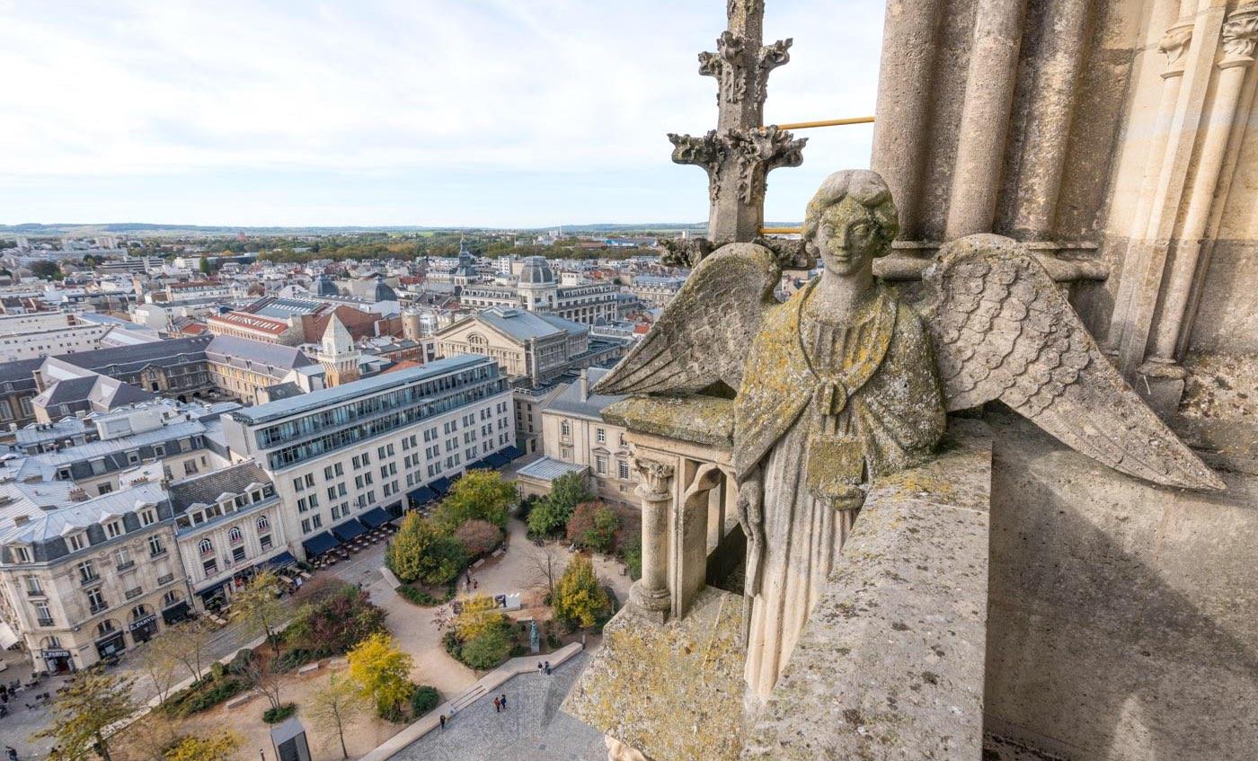 Où dormir à Reims