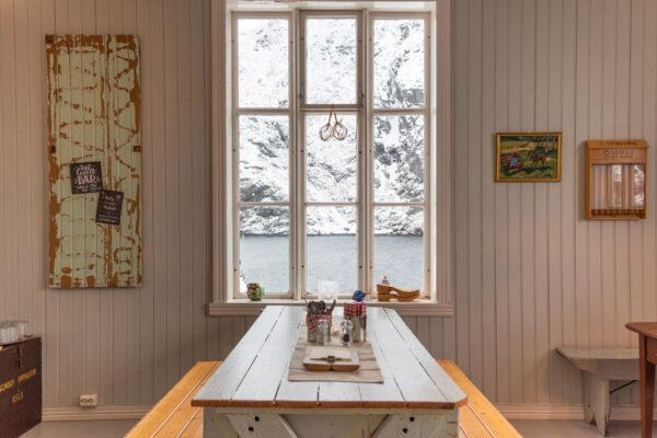 Où loger aux Lofoten