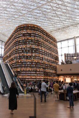 Starfield Library à Séoul