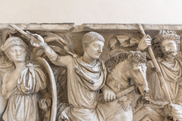 Tombeau de Flavius Jovin à Reims