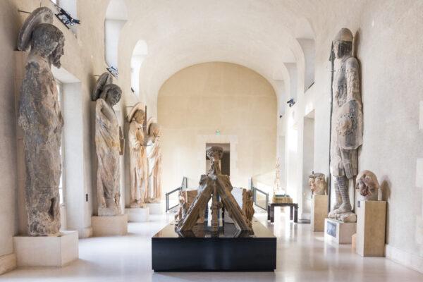 Visite du palais du Tau à Reims