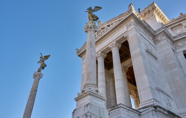Aller à Rome en été