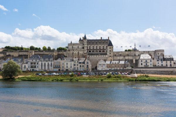 Amboise et son château royal