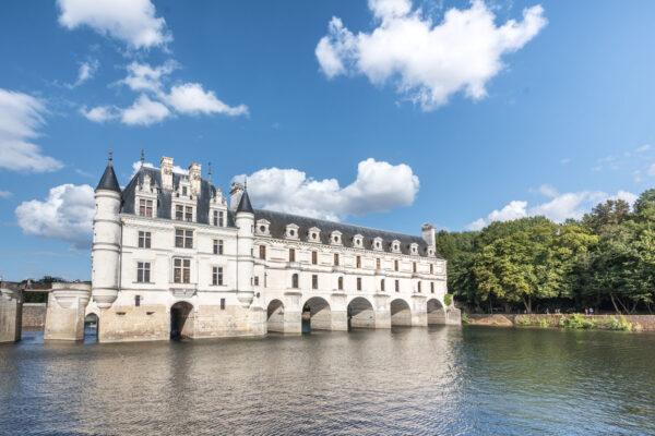 Budget pour visiter les châteaux de la Loire