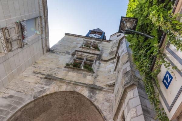 Centre historique d'Amboise