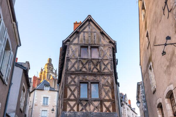 Centre historique de Blois