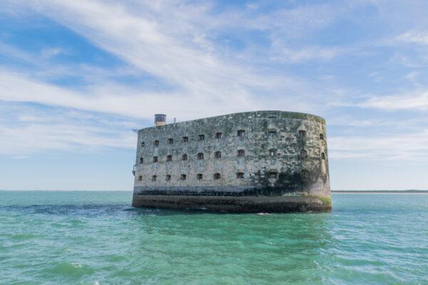 Croisière au fort Boyard de La Rochelle