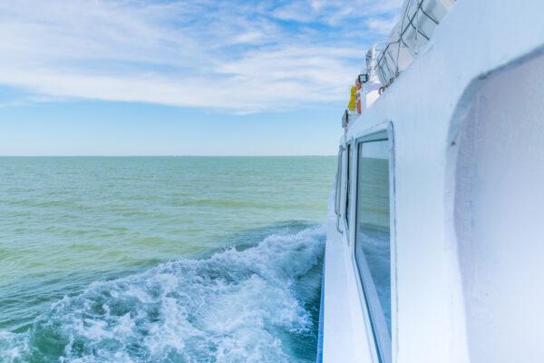 Croisière en mer depuis La Rochelle