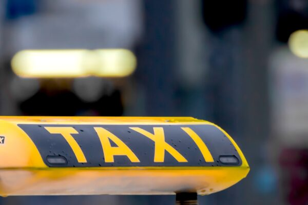 Dubai - Abu Dhabi en taxi