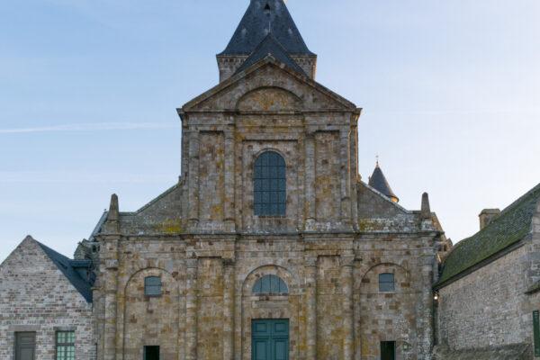 Eglise abbatiale du Mont Saint-Michel