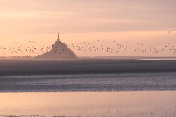 Hébergement pour visiter le Mont Saint-Michel