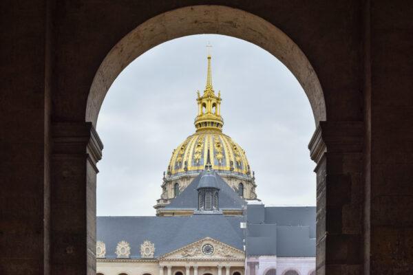 Hôtel des Invalides à Paris
