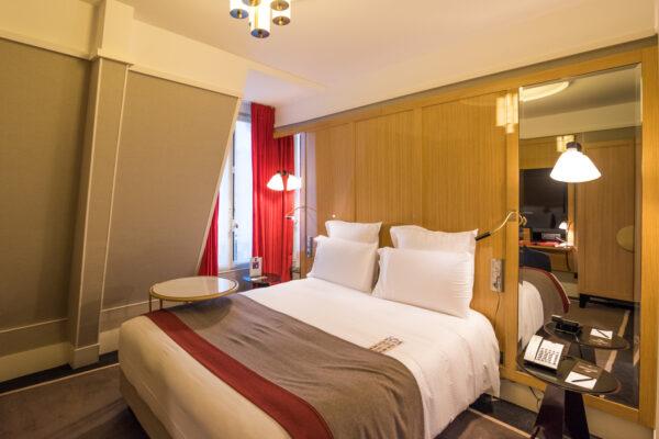Hôtel où dormir pour visiter Paris