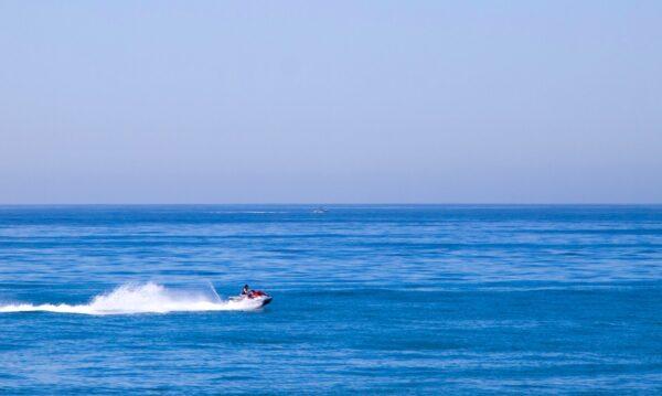 Jet ski à La Rochelle