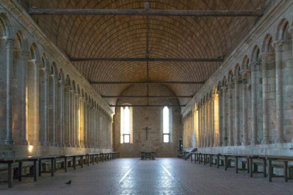 Lieux d'intérêt de l'abbaye du Mont