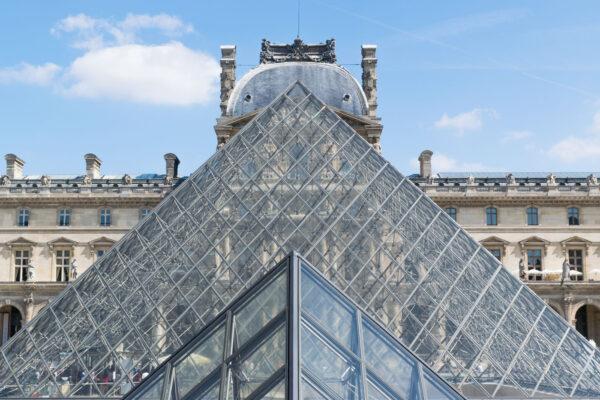 Musée du Louvre dans le 1er arrondissement