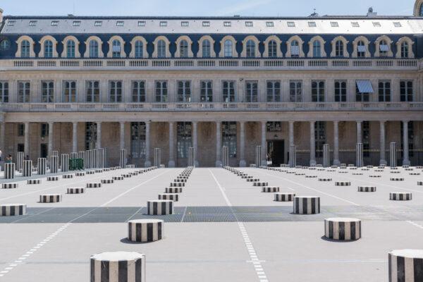 Palais Royal dans le 1er arrondissement
