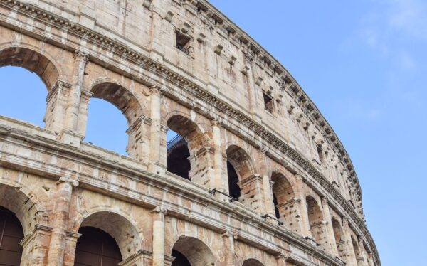 Partir à Rome