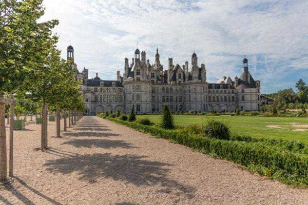 Plus beaux châteaux de la Loire