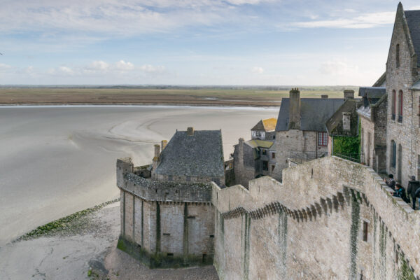 Remparts du Mont Saint-Michel