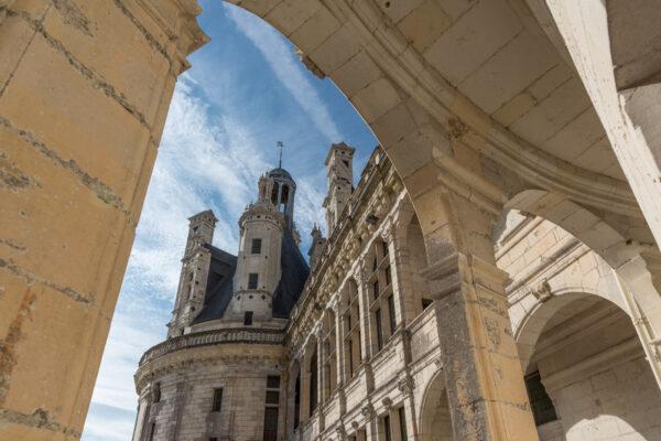 Réservation pour les visites de châteaux de la Loire