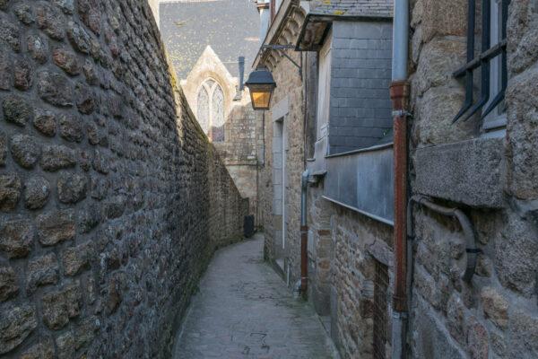 Ruelles du Mont Saint-Michel