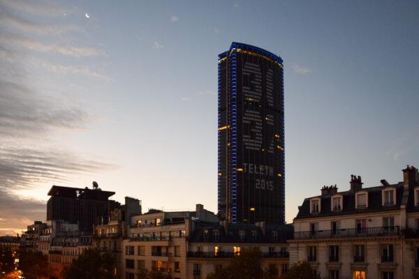 Tour Montparnasse dans le 14ème arrondissement