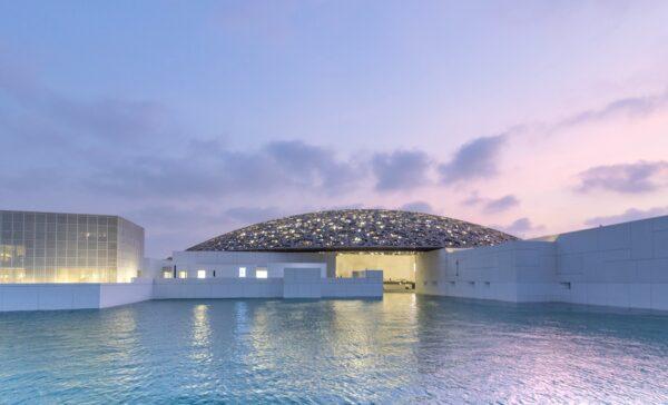 Trajet Dubai Abu Dhabi