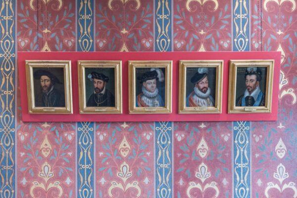 Visite des châteaux de la Loire