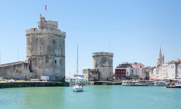 Visite des tours de La Rochelle