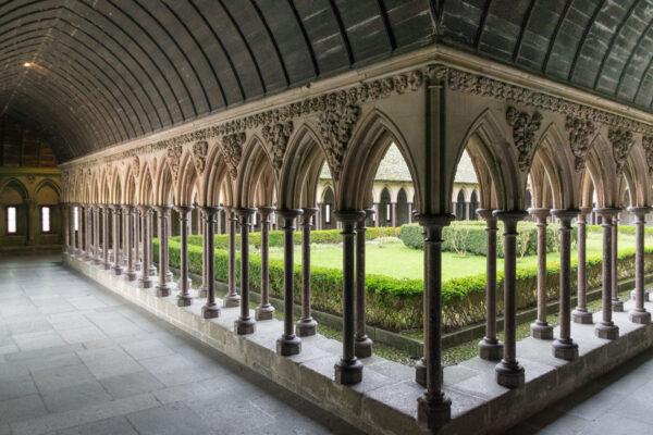 Visiter l'abbaye du Mont Saint Michel