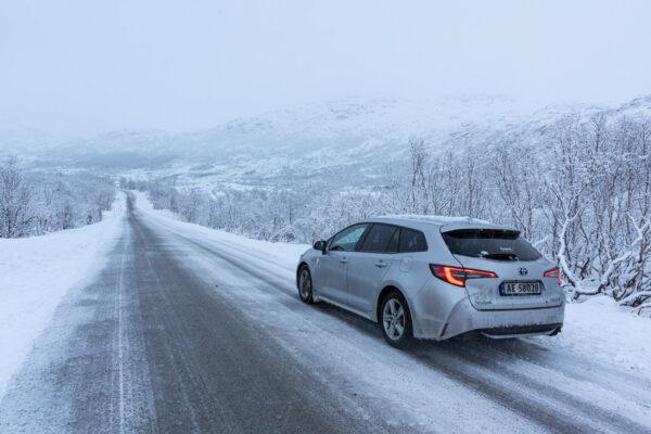 Visiter les Lofoten en hiver