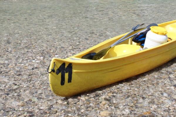 A faire dans les gorges du Verdon : kayak