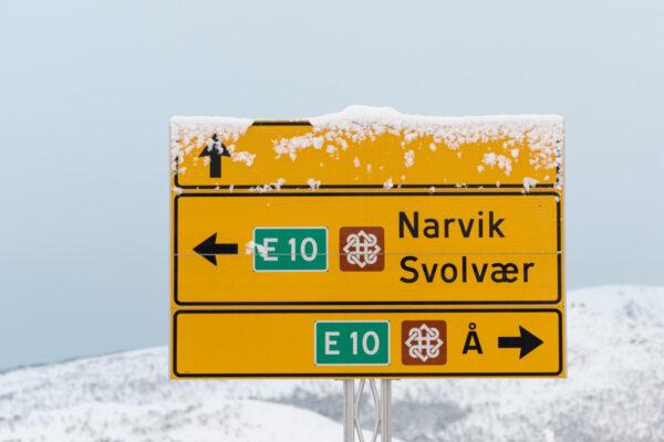 Comment se rendre aux îles Lofoten