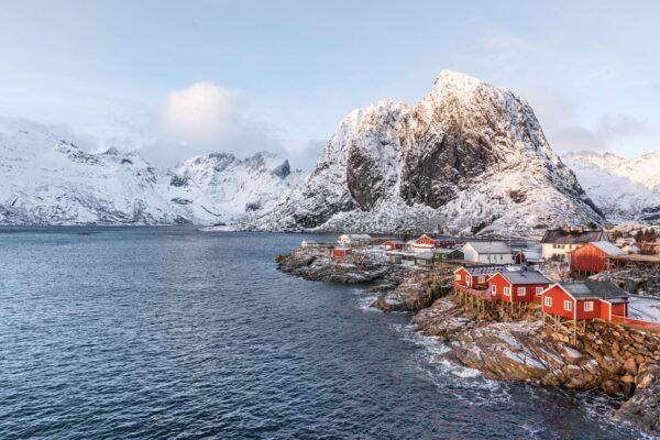 Quand partir visiter les îles Lofoten en Norvège