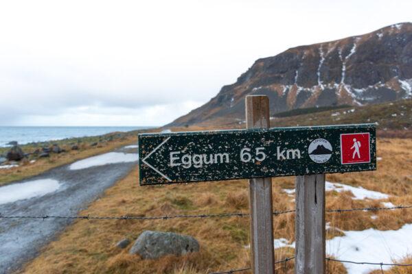 Randonnée dans les îles Lofoten