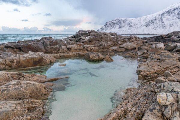Sortie photographie dans les îles Lofoten