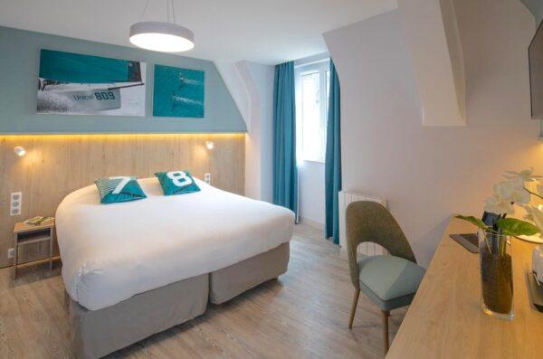 Hébergement à Saint-Malo