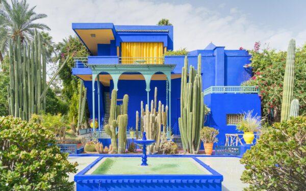 Jardin Majorelle à Marrakech