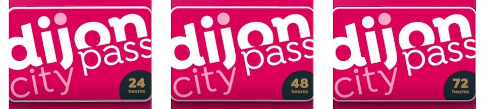 Pass pour visiter Dijon