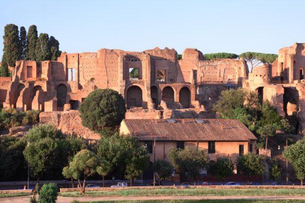 Thermes de Caracala à Rome