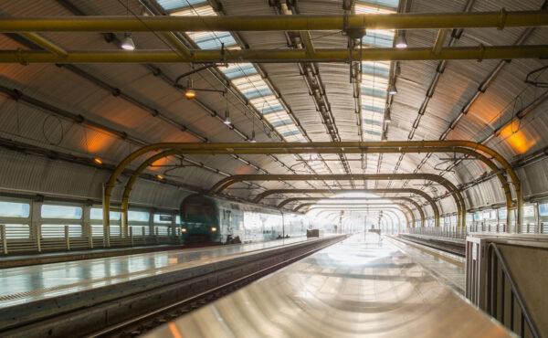 Transfert de l'aéroport au centre de Rome