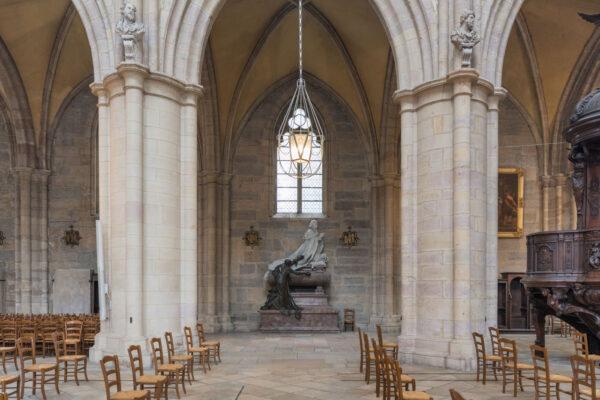 Cathédrale Sainte-Bénigne de Dijon