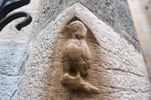 Chouette, l'un des symboles de Dijon