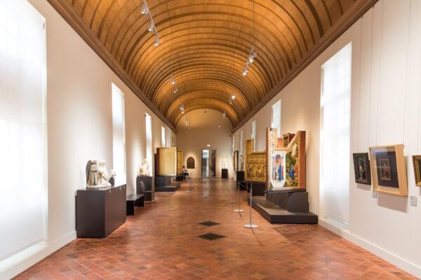 Galerie dans les Beaux-Arts de Dijon